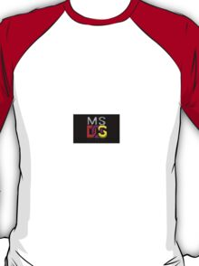 MS-DOS T-Shirt