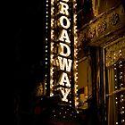 Broadway by iamladyhope