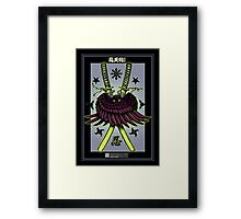 Way of the Tengu Framed Print
