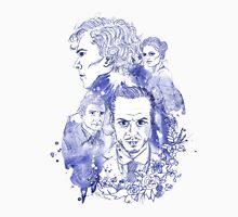 Sherlock Holmes Illustration Unisex T-Shirt