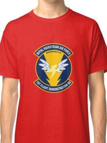 Wonderbolt Squadron Shirt (Large Patch) Classic T-Shirt