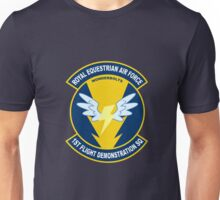 Wonderbolt Squadron Shirt (Large Patch) Unisex T-Shirt