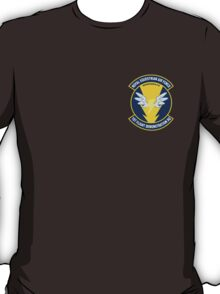 Wonderbolt Squadron Shirt (small patch) T-Shirt