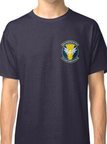 Wonderbolt Squadron Shirt (small patch) Classic T-Shirt