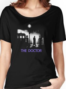 The 10th Doctor meets a new enemy. Women's Relaxed Fit T-Shirt