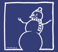 Snowman by Bret Taylor