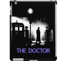 The 10th Doctor meets a new enemy. iPad Case/Skin