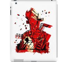 Red Man iPad Case/Skin