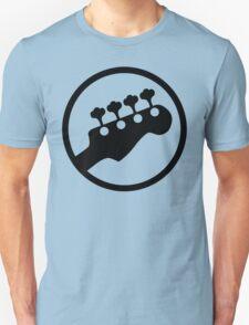 Bass Headstock - Scott Pilgrim T-Shirt