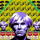 Andy Warhol Tribute by TheJoesif