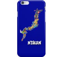 NIHON iPhone Case/Skin