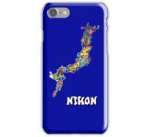 NIHON iPhone Case/Skin