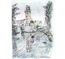La Specola di Padova Poster