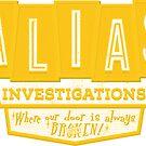 Alias Investigations by oneskillwonder