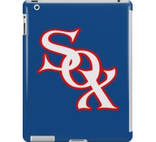 sox iPad Case/Skin