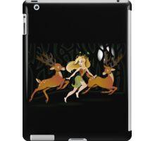 Twisted Tales - Adina and the deer iPad Case/Skin