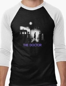 The 11th Doctor meets a new enemy. Men's Baseball ¾ T-Shirt