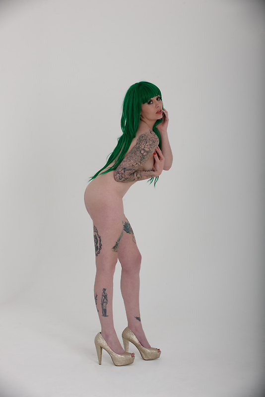 Fallon - Miss Ink by Missink