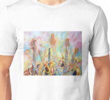 Music Bouquet Unisex T-Shirt