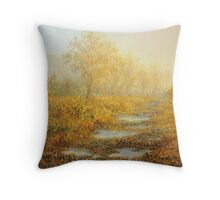 Soft Warmth Throw Pillow