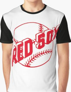boston red sox logo 1 Graphic T-Shirt