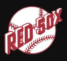 boston red sox logo 1 Kids Tee
