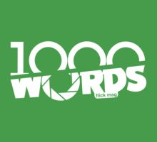 1000Words - Ver 2 Kids Clothes