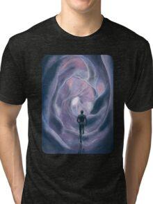 Man In The Shell Tri-blend T-Shirt