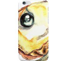 Watercolor Black Pearl – June Birthstone iPhone Case/Skin