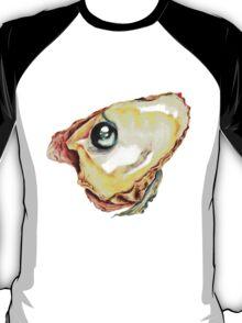 Watercolor Black Pearl – June Birthstone T-Shirt