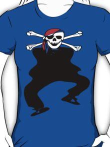 ★ټ Pirate Skull Style Hilarious Clothing & Stickersټ★ T-Shirt