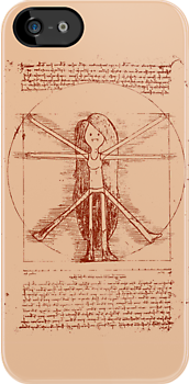 Vitruvian Marceline by MINITRINITY