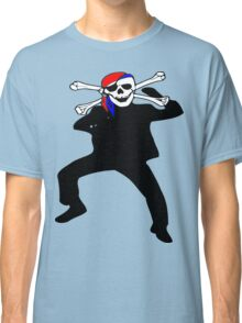 ★ټ Pirate Skull Style Hilarious Clothing & Stickersټ★ Classic T-Shirt