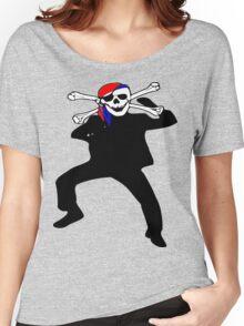 ★ټ Pirate Skull Style Hilarious Clothing & Stickersټ★ Women's Relaxed Fit T-Shirt