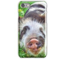 Oink iPhone Case/Skin