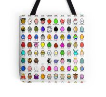 eggclection collection Tote Bag
