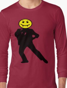 ★ټVampire Smiley Style Hilarious Clothing & Stickersټ★ Long Sleeve T-Shirt