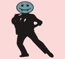 ★ټVampire Smiley Style Hilarious Clothing & Stickersټ One Piece - Long Sleeve