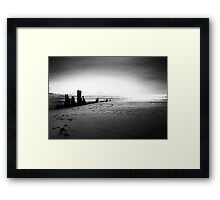 All That Remains Framed Print