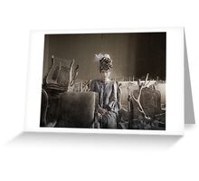Great Expectations Greeting Card