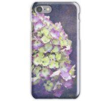 Hydrangea Bouquet iPhone Case/Skin