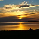 sweeping sunset ceduna by Jan Stead JEMproductions