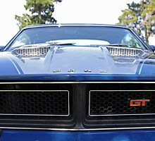 Full Frontal - Ford Falcon XB GT by tonyshaw