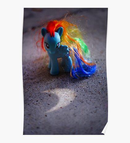 Rainbow Dash's Eclipse Poster