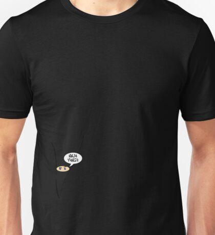 Ninja Vanish Unisex T-Shirt