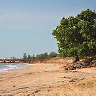 Dundee Beach, NT by Mark  Wilson