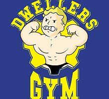 Dwellers Gym by Mbunleo