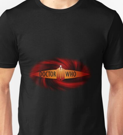 Doctor Who (Red) Unisex T-Shirt