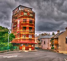 If These Walls Could Talk - The Palisade Hotel c1912, The Rocks Sydney - The HDR Experience by Philip Johnson