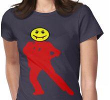 ★ټVampire Smiley Style Hilarious Clothing & Stickersټ★ Womens Fitted T-Shirt